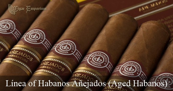 New L�nea of Habanos A�ejados MC (Aged Habanos)